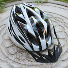 Red New Cycling Bike Sports Bicycle Adult Men Safety 18 Holes Helmet with Visor