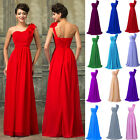 Clearance HOT Long FORMAL Bridesmaid Ball Gown Evening Prom COCKTAIL Party Dress