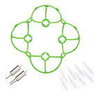 Cheerson CX-10 CX-10A Parts Pack Protection Cover + 2x Motor +8 PCS Blade UK New