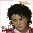 Fancy Dress MICHAEL JACKSON BEAT IT  WIG