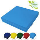 Mini Crash Mat 100 x 100 x 20 cm with Carry Handles and Anti-Slip Base
