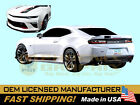 2016 Camaro Sixth 6th Generation Performance Package LT RS SS Decals Stripes Kit