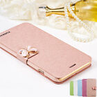 Luxury Slim Wallet Magnetic Leather Flip Case Cover For New iPhone SE 5 6 7 Plus