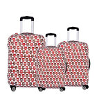 """20"""" 24"""" 28"""" Lightweight Durable Travel Luggage Trolley Suitcase Protective Cover"""