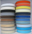 """25mm (1"""") COTTON BIAS BINDING - 50 metre roll (50m) - choose from 21 colours"""