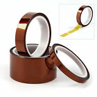 50/20/10mm -33m -100ft Kapton Tape High Temperature Heat Resistant Polyimide BGA