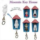Family of Moomin Key House + Ring 5 Choice MoominPappa Moominmamma Moomintroll