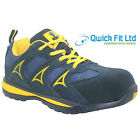 NEW MENS WORK SAFETY LIGHT WEIGHT S1P SHOES COMPOSITE TOE CAP BOOTS TRAINERS SZ