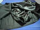 Mens Custom s m l or xl Charmeuse Satin Slip Satin Brief Vintage Slip Panties