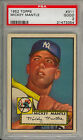 Mickey Mantle Topps 1952 #311 PSA 2 Rookie Card Baseball Card