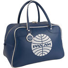 Pan Am Explorer - Pan Am Blue Vintage White Luggage Totes and Satchel NEW