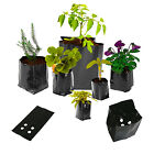 Poly Pots Professional Plant Pot Grow Bag Many Sizes Reusable Quality