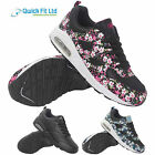 NEW GIRLS BLACK SCHOOL KIDS SKATE BOOTS AIRTECH TRAINERS BOYS SCHOOL SHOES SIZES