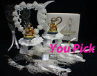 ADORABLE Lady & the Tramp Disney Wedding Cake Topper Puppy dog pets lovers