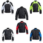 Men's Fulmer Traction Jacket Motorcycle Riding Coat Waterproof with CE Armor