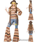 CL720  Harmony Hippie 60s 70s Go Go Retro Hippy Dancing Groovy Disco Costume