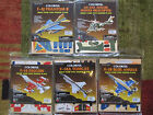Colorful Wood Military Fighter Plane Model Craft Kits