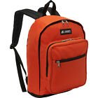 Everest Classic Backpack with Side Mesh Pocket 5 Colors
