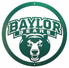 SWEN Products BAYLOR BEARS Steel Scenic Art Wall Design