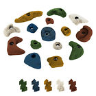 15 Children Kids Climbing Holds Rocks - Hold Rock Wall Hand Grips Stones Grab