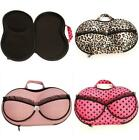 1x Travel Protect Bra Underwear Lingerie Organizer Case Bra Bag Zipped Holder LA