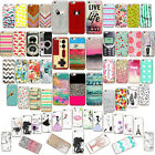 Various Pattern TPU Soft Skin Case Back Protector For iPhone 5 6 6s 4.7 inch UK