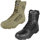MILITARY MTP BLACK DESERT BOOTS ZIP UP SIZE 6 - 13 MENS BRITISH ARMY CADETS