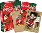 Coca Cola Santa set of 52 playing cards (nm)