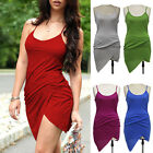 UK Sexy Womens Slim Bodycon Bandage Dress Ladies Party Pencil Dress Size 8-12 CY