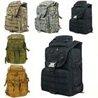 35LMilitary Tactical Molle Backpack Hiking Camping Travel Rucksacks 5 Colors