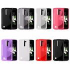 Thin Fit S-Line Soft TPU Rubber Silicone Phone Back Case Cover For LG Phones