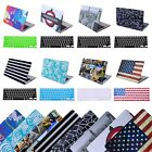 "MacBook Air 11"" Inch Pattern Designer Case Plastic Shell Cover + Keyboard Skin"