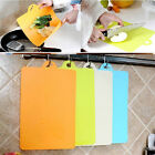 Multi-Purpose Chopping Cutting Boards Bendable Anti-Bacterial Kitchen Tool YG