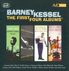 BARNEY KESSEL - THE FIRST FOUR ALBUMS USED - VERY GOOD CD
