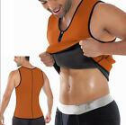 HOT SELL High Quality Mens Hot Neoprene Thermo Shapers for Weight Loss hot vest