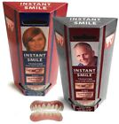 Instant Smile Teeth Dr. Bailey's False Cosmetic Fake Oral Deluxe Teeth