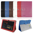 Newest Folio Stand Leather Case Cover Card Slot for Asus Padfone 3 Infinity A80