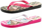 Ipanema Brasil Dotty Junior Girls Flip Flops ALL SIZES AND COLOURS