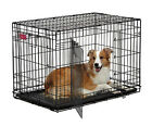 Midwest Life Stages Double Door Dog Crate 1600DD, Choose Size