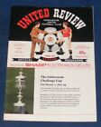 MANCHESTER UNITED HOME PROGRAMMES 1986-1987