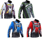 Wulf Arena Adult Comp Top Wulfsport Trials Dirt Bike Off Road Motocross Clothing
