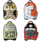 Wry Baby Kids Canvas Backpacks in 4 Styles
