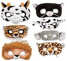 NEW Animal Masks - Wicked Fancy Dress Costumes Children's Adult's Accessories