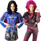 Disney Descendants Girls Fancy Dress World Book Week Day Kids Movie Costumes New