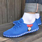 summer breathable mesh fashion British men sports shoes