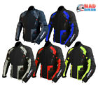 Armr Moto Kiso 2 Waterproof Motorcycle Motorbike Jacket with CE Armour (New)