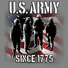 US Army Since 1775 Ladies Womens Tank Top Pick Your Size