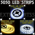 Usa Bright Warm Cool White Dc 12v 5m 10m 5050 Smd 300 Led Flexible Strip Light