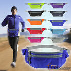 Men Waterproof Sport Hiking Running Belt Bum Waist Pouch Fanny Pack Camping Bag