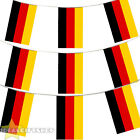 GERMANY EURO FOOTBALL 2016 COUNTRY BUNTING 33FT LARGE FLAG DECORATION 20 FLAGS